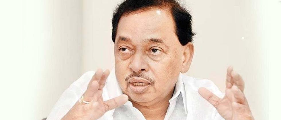 Narayan Rane hits out CM UddhavThackeray and Rahul Gandhi at Kankavali in the tractor rally organised by BJP