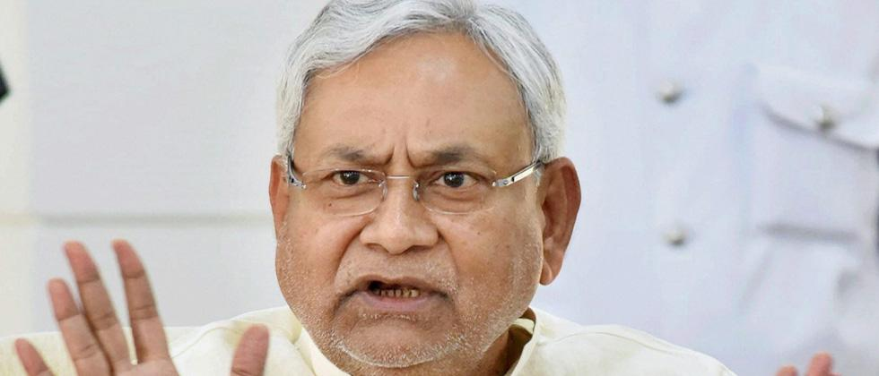 Nitish Kumar supports population proportionate reservation