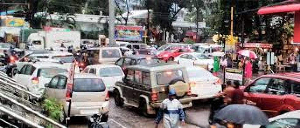 Pay and Park stated in Panaji with the capacity of 1200 cars