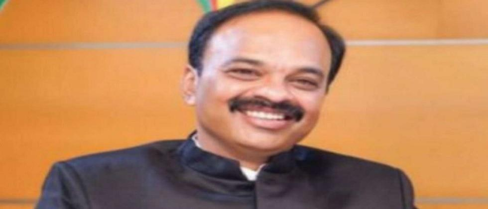 Is not Telangana a part of India MP Dr  G Ranjit Reddy