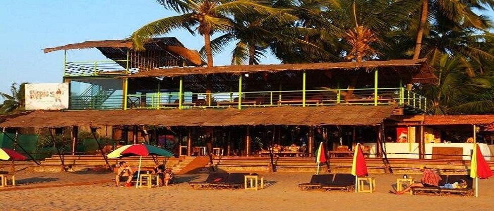 The economic condition of shack owners in South Goa is down even during the tourist season
