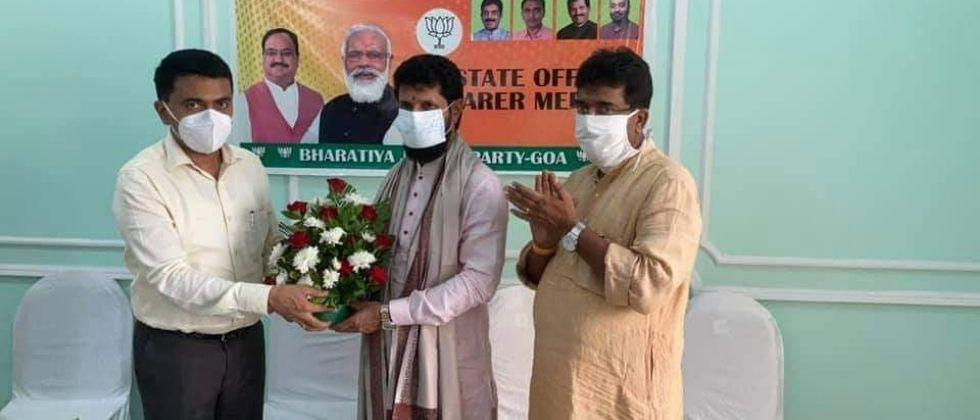 Goa BJPs core committee dissatisfied with the governments management