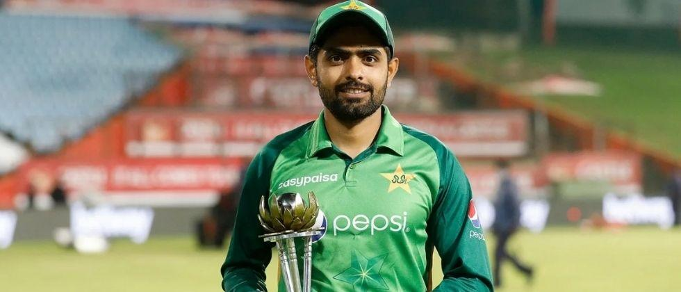 ICC Pakistans Babar Azam named Aprils best player of the month