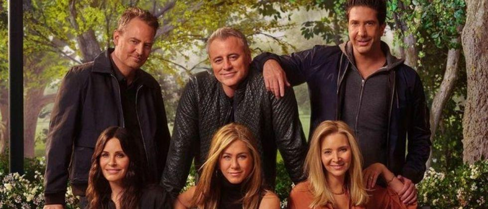 Friends Reunion Trailer Six friends to meet again in New York after 17 years