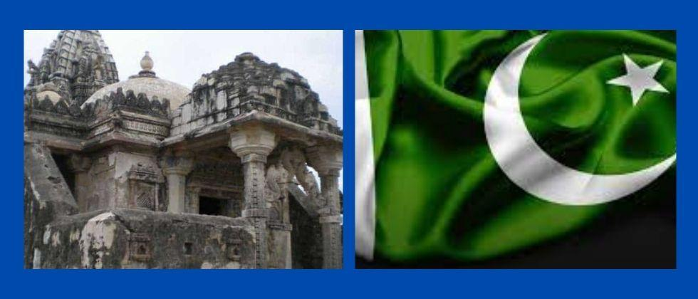 Hundred year old Hindu Rawalpindi temple attacked by unidentified people in Pakistan