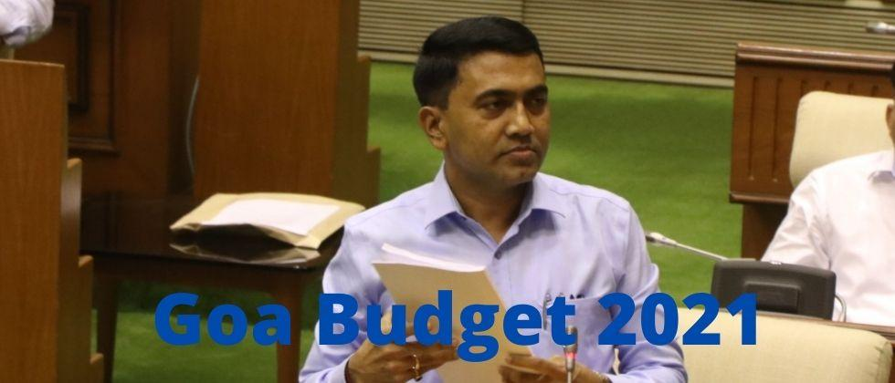 Goa Budget 2021 Chief Minister Pramod Sawant told those who accused the government of diverting Mhadei river water from KarnatakaGoa Budget 2021 Chief Minister Pramod Sawant told those who accused the government of diverting Mhadei river water from Karnat