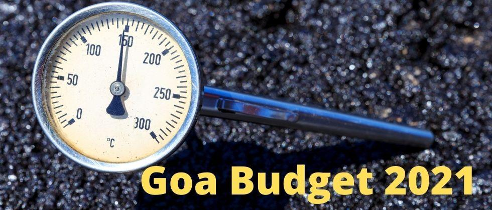 Goa Budget 2021 Chief Minister Dr Pramod Sawant informed that all the roads in Goa will be asphalted by hot mix method in the next four months