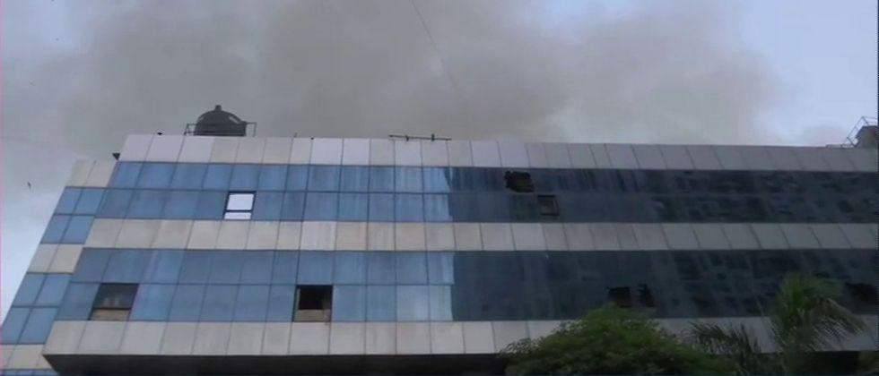 Bhandup Hospital Fire Massive fire at Bhandup Covid Hospital The death toll is likely to rise