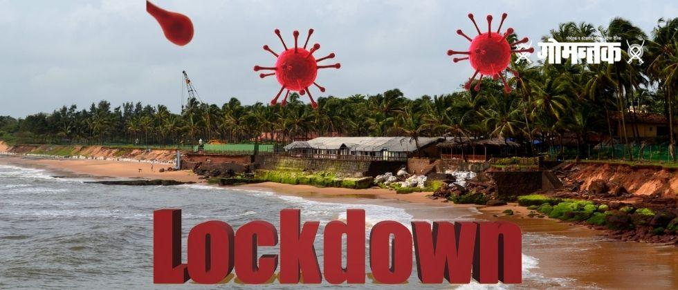 There will be no lockdown in the state of Goa