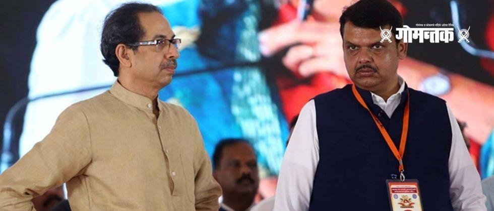 Devendra Fadnavis letter to Uddhav Thackeray The state government should take strict action against Sharjeel Usmani