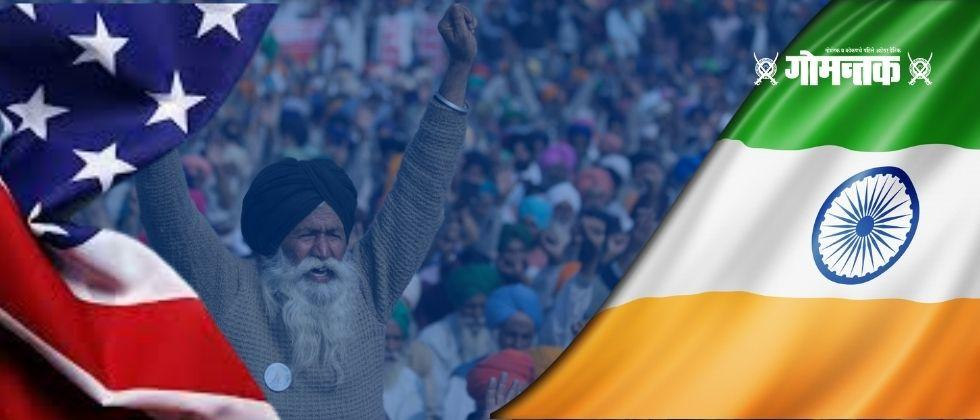 Farmer Protest US government advises India on farmers protest