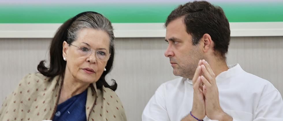 Sonia, Rahul miss monsoon session in Parliament; Amit Shah too