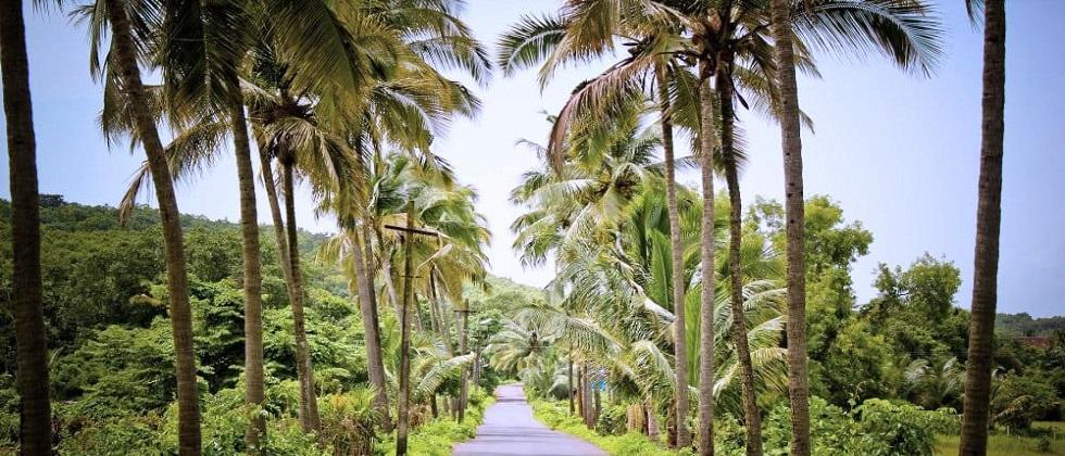 Goa is a mine of many natural beauties Situated in the foothills of the Sahyadri