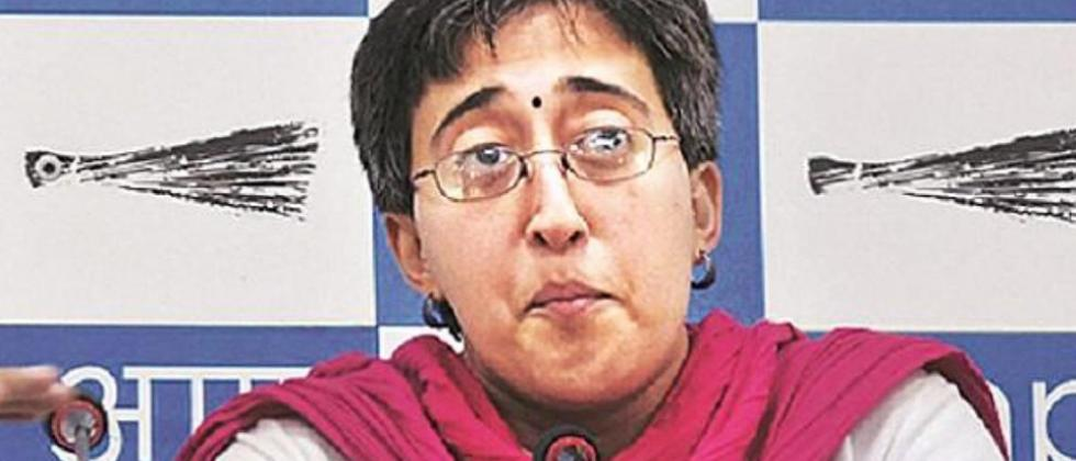 Aam Aadami Party is the third capable option says Atishi Marlena