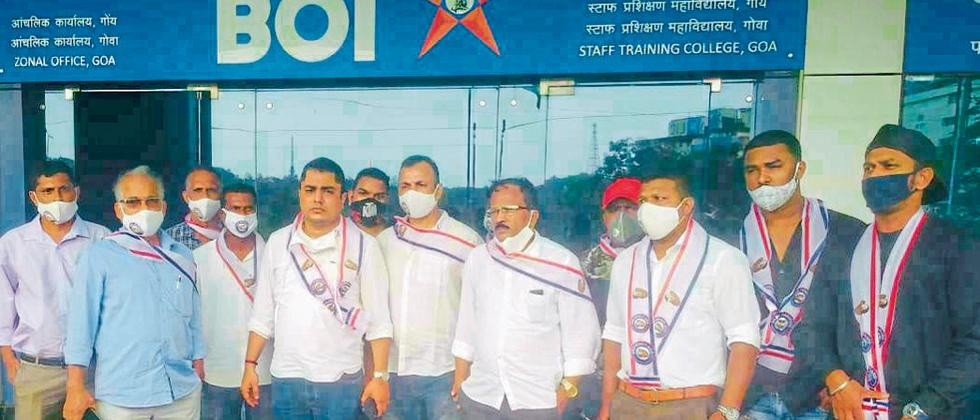 Goa: Employees curse government for creating financial troubles: GFP