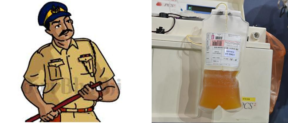 COVID-19: Goa Police fail to give thumbs up to plasma donation