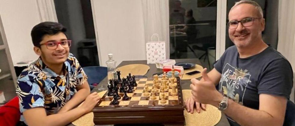 The journey of a chess player from Goa from 'Pawn' to 'King'