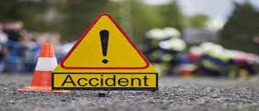 The third accident took place in Usgaon
