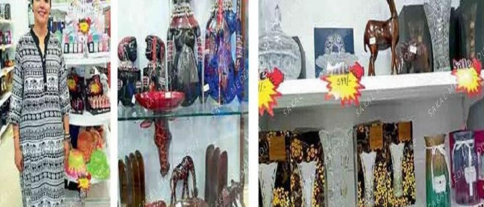 African Crafts and Commodities Gallery in Panaji