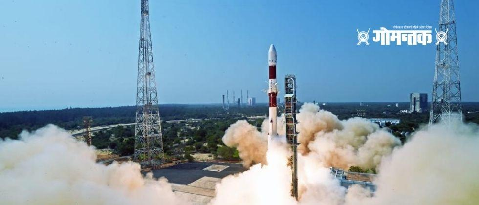 ISRO launches first spacecraft of the year with Amazonia Mission