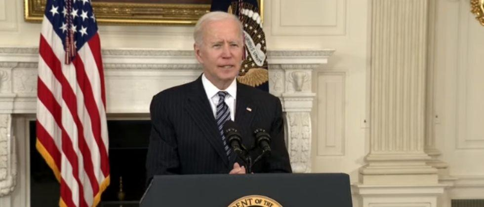 Biden administrations big decision Everyone over the age of 18 will get the vaccine