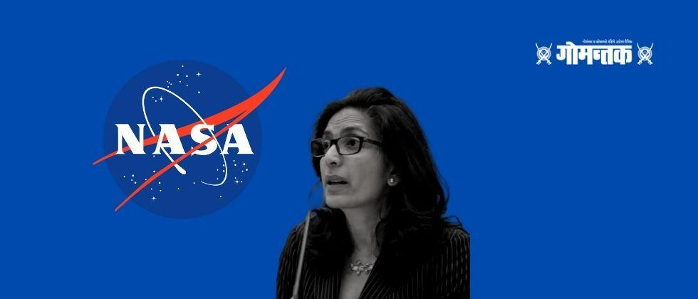 A woman of Indian descent is now the head of NASA