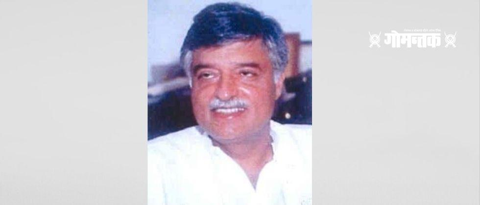 former union minister Captain Satish Sharma passed away in Goa