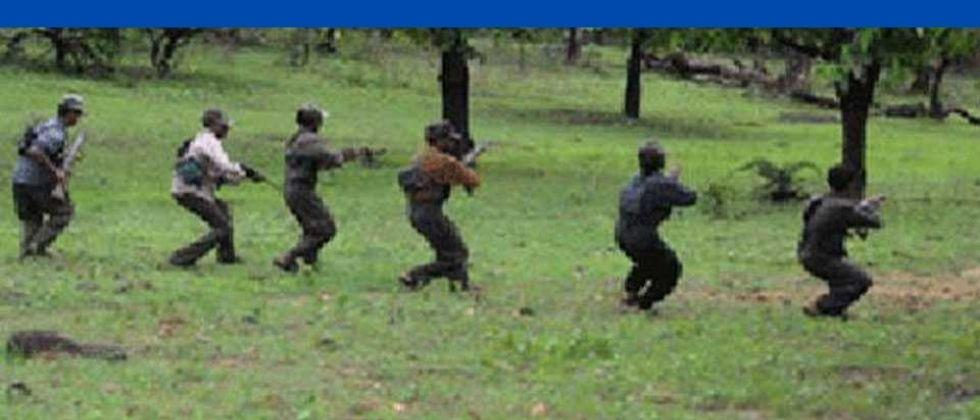 Five jawans martyred in clashes with Naxals
