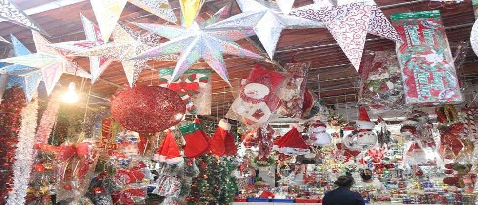 Markets in Goa are all set for upcoming Christmas 2020