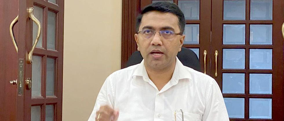 Chief Minister Dr. Pramod Sawant to discuss Mine issues with central ministers