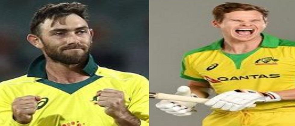 Steve Smith and Glenn Maxwell smashed Indian bowlers in yesterdays first ODI