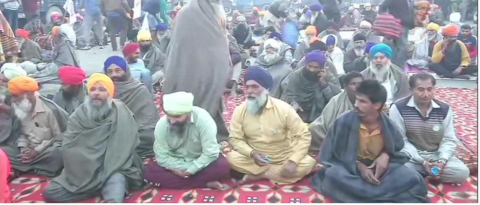 Farmer organisations protesting on the borders of Delhi against the new farm laws will go on a one day fast today