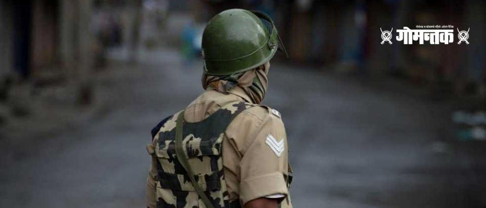 The plot was foiled by the security forces like Pulwama 7 kg explosives seized from Jammu bus stand