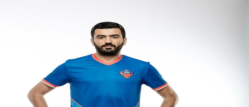 mumbai city FC sign midfielder ahmed jahough