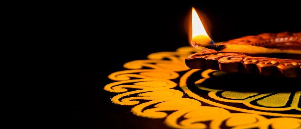 Diwali is the festival of lights and prosperity