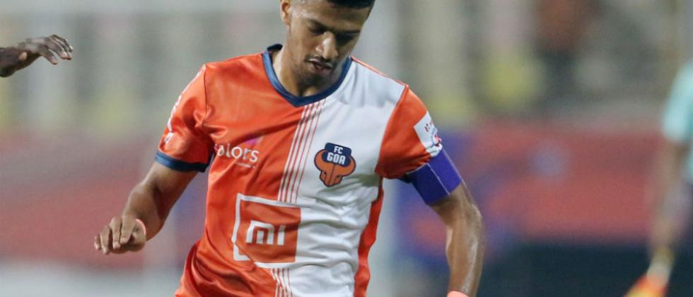 Mandar of Goa will play for FC