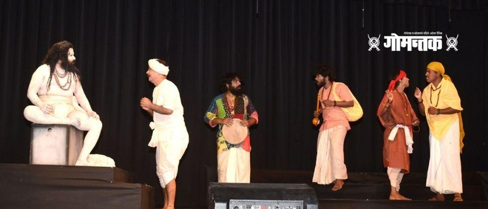 1 lakh prize for Bhaval Results of 13th A group Marathi drama competition announced