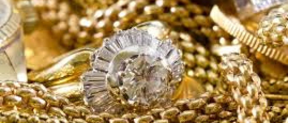 gold and dimond