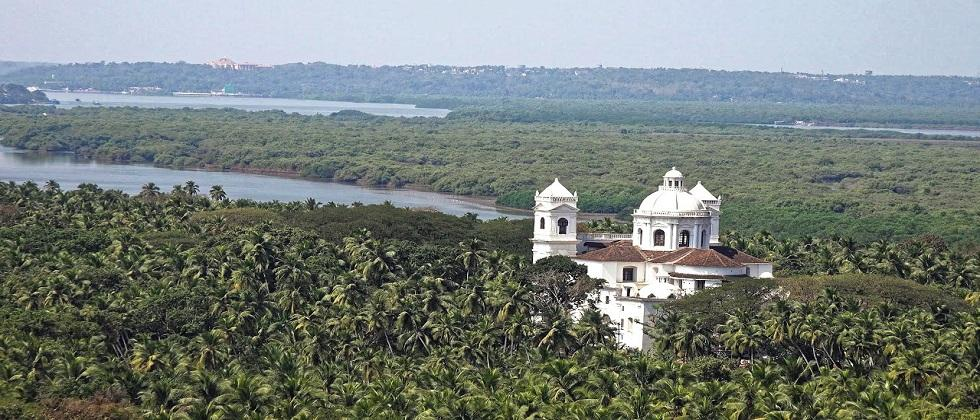 The old Goa proposal was out in the Greater PDA
