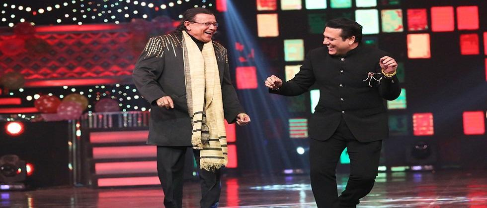Bollywood actor Govinda dance in his birthday party