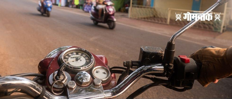 Goa motorcycle pilot business in jeopardy