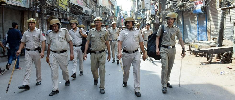 Goa police held a security meeting