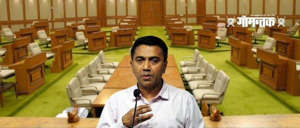 Goa opposition demands resignation from CM Pramod Sawant over Mhadei conflict