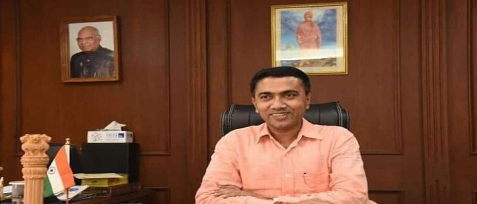 CM pramod sawant targets the government employees for their casual attitude in the office