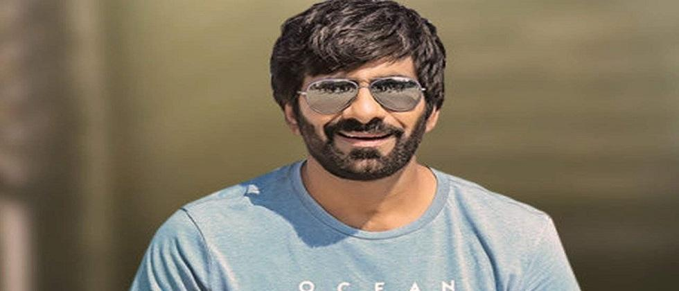 Southern superstar Ravi Teja in Goa for shooting