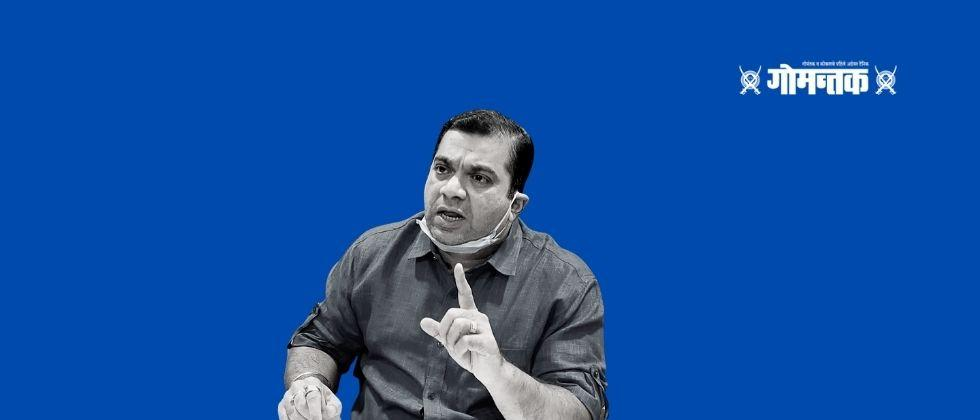 Governments policy is to postpone question till tomorrow MLA Rohan Khawante targets government