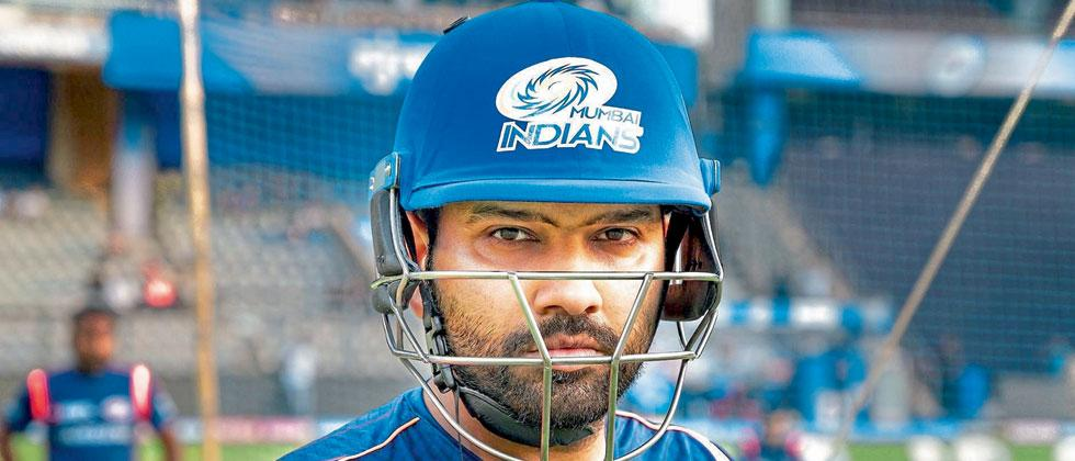 Rohit Sharma not fully fit for the Australia tour