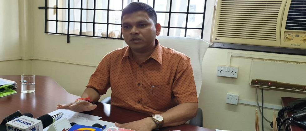 state government shows ignorance towards the Sangeum IIT project says MLA Prasad Gaokar