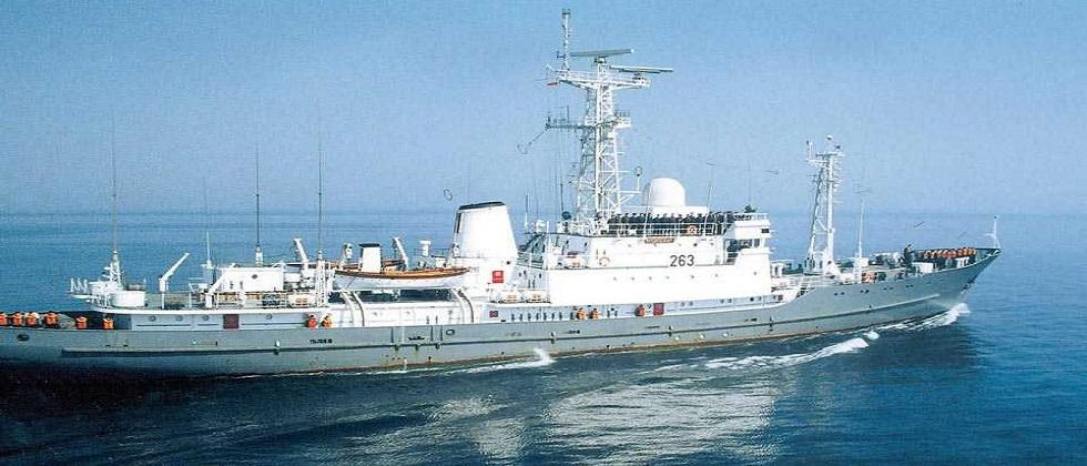 New Coast Guard patrol ship completed by GSL ahead of the given time