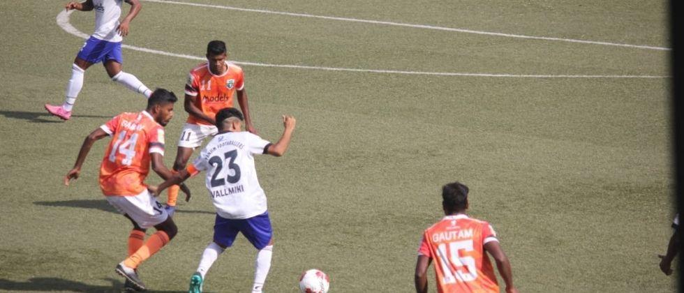 Goa Professional League Sporting Clubs five star victory
